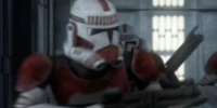 Unidentified Clone Shock Trooper 7 (Military Base)