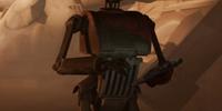 Unidentified Tactical Droid (Florrum)