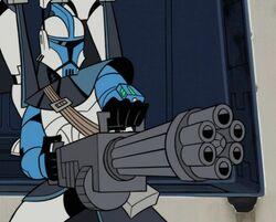 Z-6 cannon arc trooper