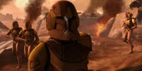 Special Operations Clone Trooper