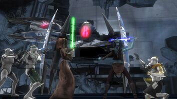 Starwars clones fire