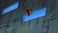 Dooku's Force Flight