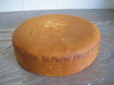 Simple-Sponge-Cake-Recipe
