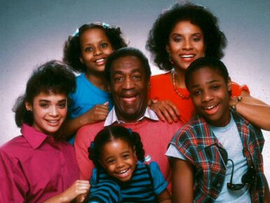 Cosby Show 1984 Cast Photo