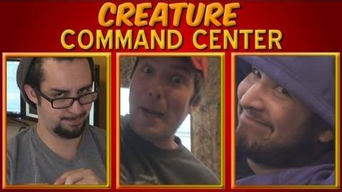 Creature Command Center Setup