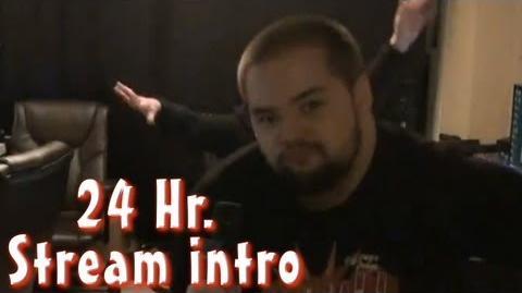 24 Hour Stream Intro (Creature Stream Highlights)