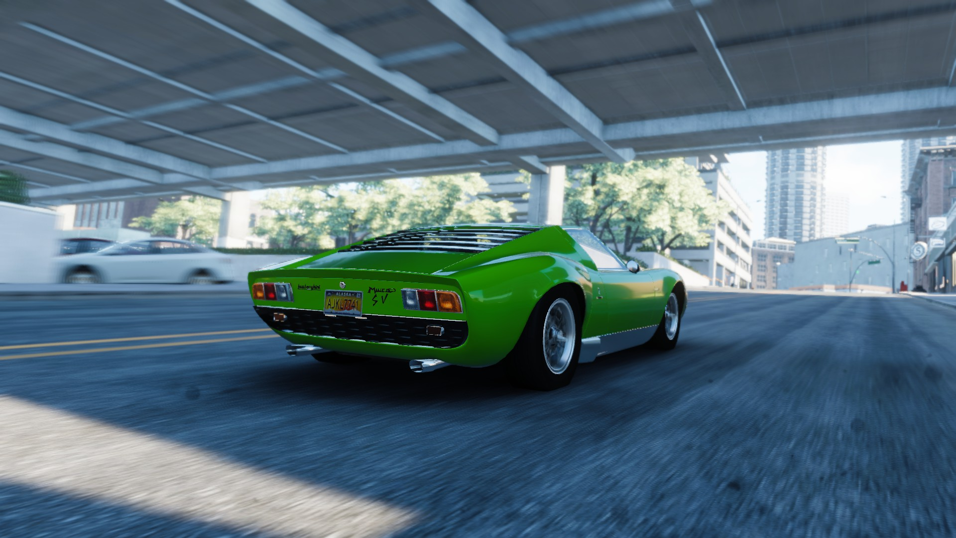 Lamborghini Miura Sv The Crew Wiki Fandom Powered By Wikia