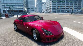 TVR Sagaris FULL