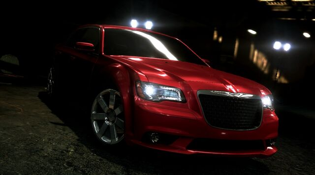 File:2013-Chrysler-300-SRT8-front-side.jpg