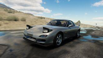 Mazda RX7 FULL