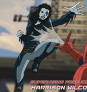 Frances Barrison (Earth-12041) from Ultimate Spider-Man Season 4 8