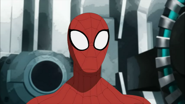 File:Spider-Man face.png