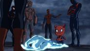 SPIDER-MAN'S WEB WARRIORS USWW