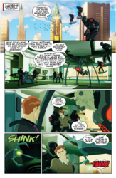Hydra Attacks (Part 2) (Issue 2) Preview Page 4