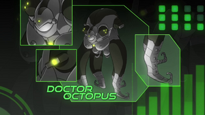 Armoured Doctor Octopus