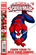 Marvel Universe Ultimate Spider-Man Issue 3