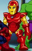 Iron Man SHS