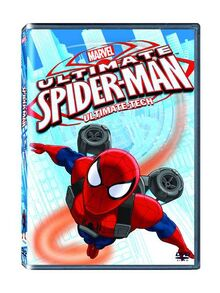 Ultimate Spider-Man Ultimate Tech
