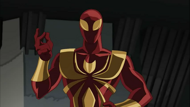 File:Iron Spider armor.png