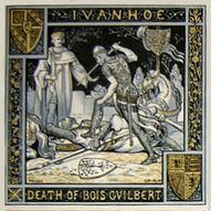 Ivanhoe - Death of Bois Guibert