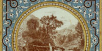 Bordered Views Tiles - Mintons China Works
