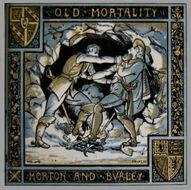 Old Mortality - Morton and Burley
