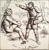 Wambo and Gurtherd the Swineherd