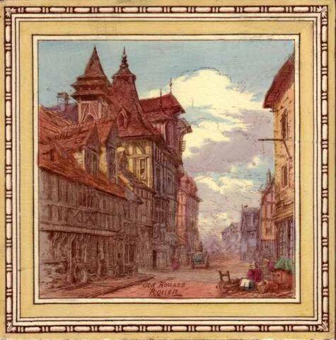 File:Old Houses of Rouen 8in.jpg