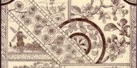 Children, Animals and Landscapes - Minton Hollins & Co