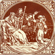 06 - Biblical Scenes - Minton Hollins & Co
