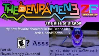The Denpa Men 3 (3DS) Part 4B Players Strongly Cautioned HD
