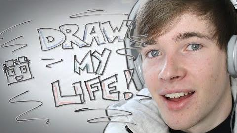 Draw My Life - TheDiamondMinecart 1,000,000 Subscriber Special