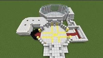 Minecraft (How-To-Build) DanTdm's Lab (Part 1)-3
