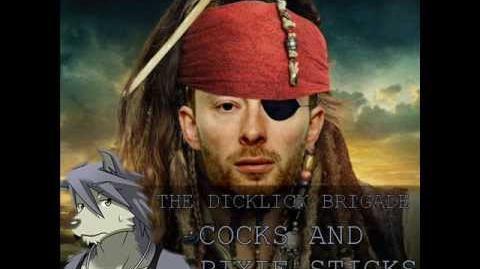 The Dicklick Brigade - Last Night of the Chocolate-Empire
