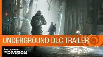 Tom Clancy's The Division Trailer Underground DLC Gameplay - Expansion 1 - E3 2016 US