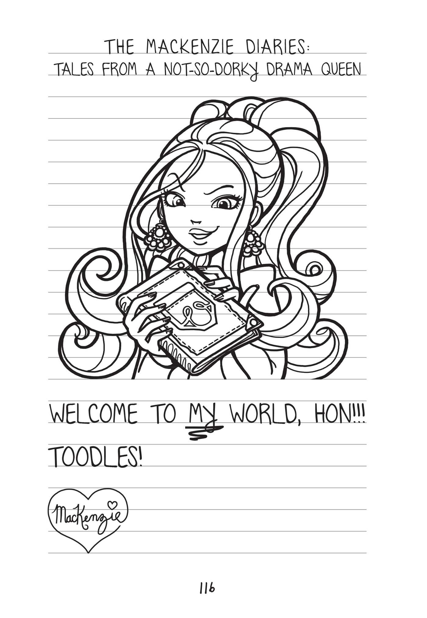 Coloring pages for dork diaries - Dork Diaries Tales From A Not So Dorky Drama Queen The Dork Diaries Wiki Fandom Powered By Wikia