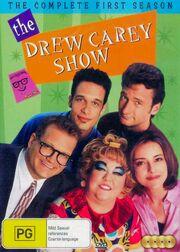 The-Drew-Carey-Show Season 1 DVD cover