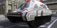 Caravan Armored Vehicle