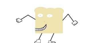 Dancing Muffin Man