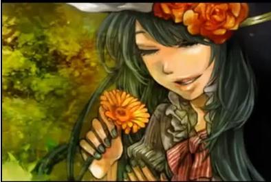 File:Green-haired girl.jpg
