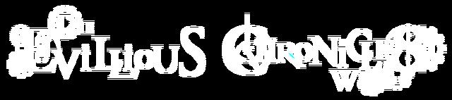 Archivo:Evillious Chronicles Logo white.png