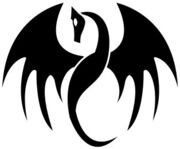 Dragon symbol by lordcerii-d69p1aw