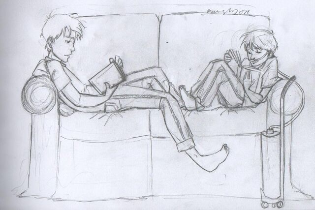 File:Reading together by meides cross-d5jnk5m.jpg