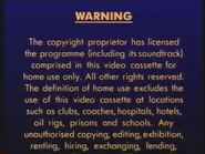 Columbia TriStar Home Video Warning (1995) (S1)