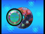 Walt Disney Home Entertainment Piracy Warning (2005) Hologram 1