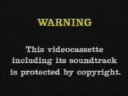 MGM Home Entertainment UK Warning 1a