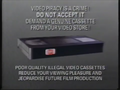 Fox Video Piracy Warning (1990)