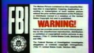 Embassy Home Entertainment FBI Warning Screen (Version -2)