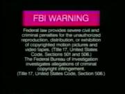 Maverick Entertainment FBI Warning