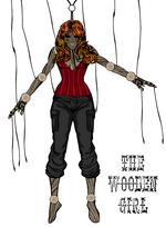 Wooden Girl-Luc